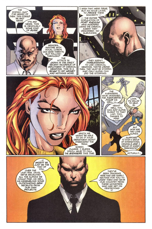 Read online Alpha Flight (1997) comic -  Issue #1 - 16