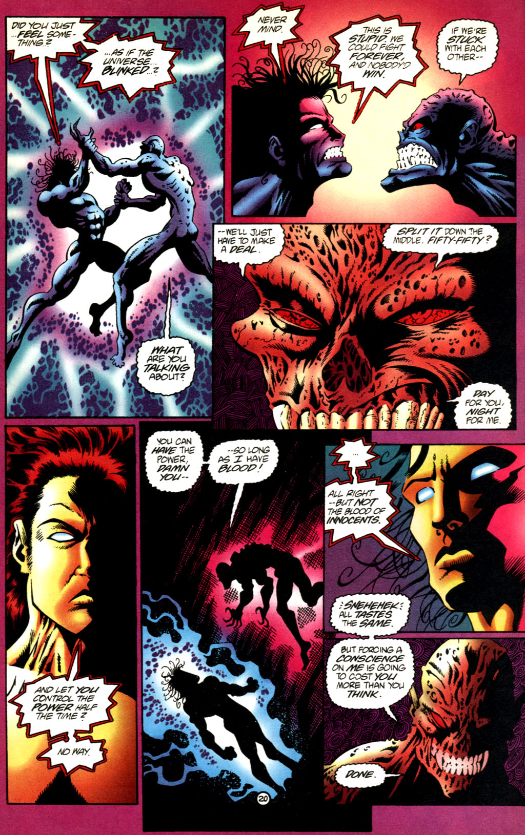 Read online Rune (1995) comic -  Issue # _Infinity - 21