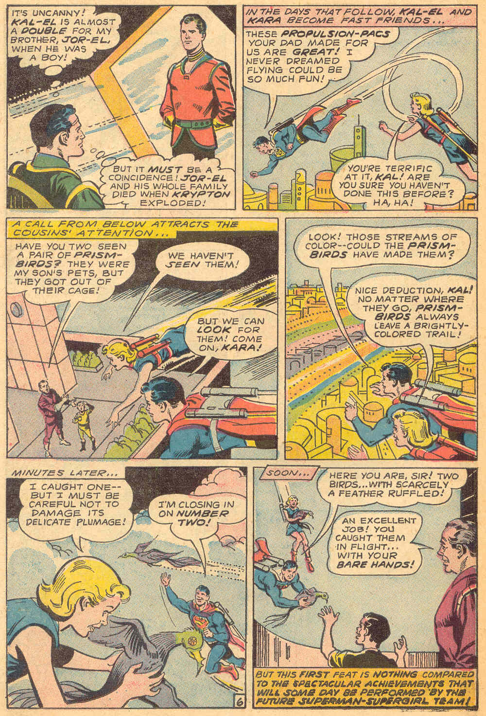 Read online Action Comics (1938) comic -  Issue #358 - 26
