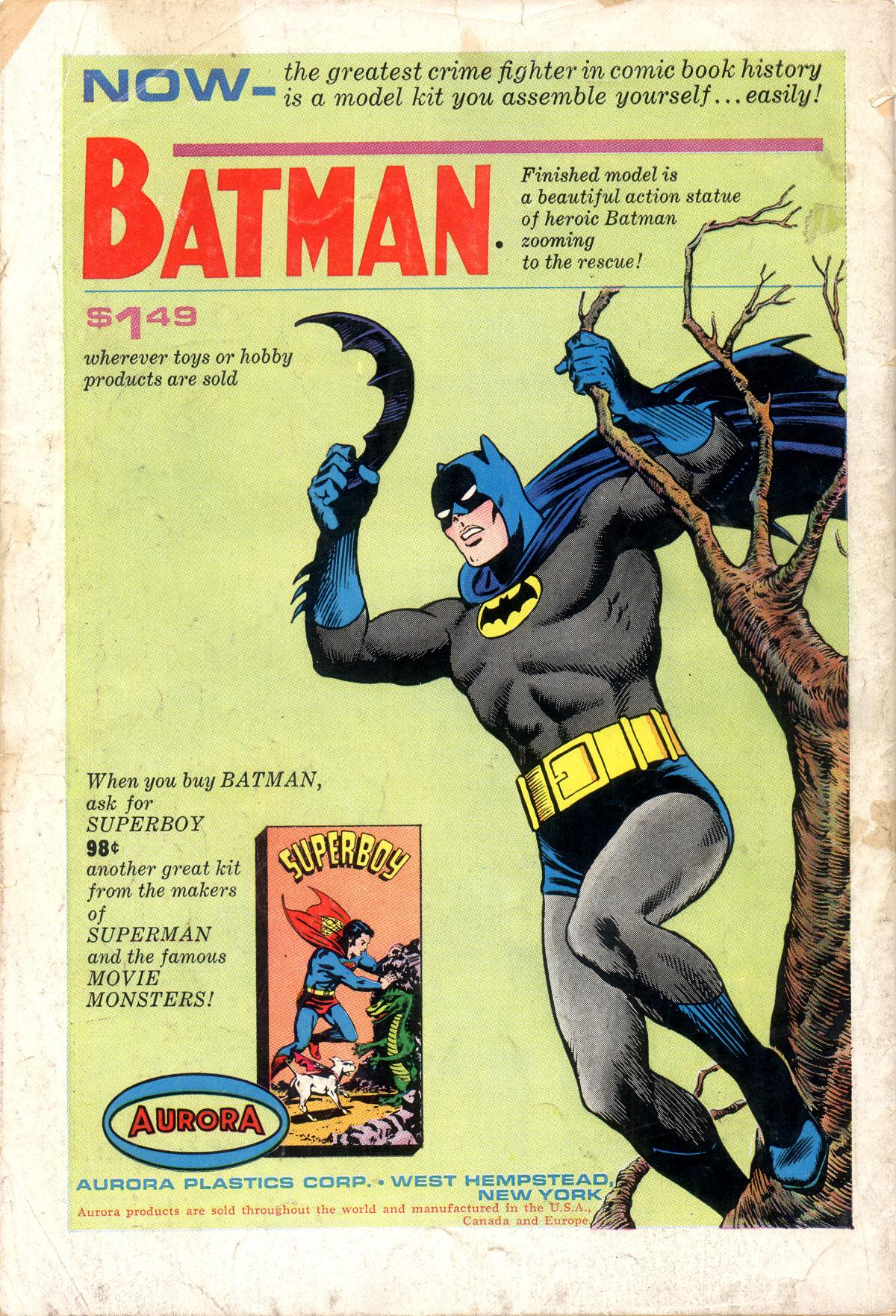 Read online Adventure Comics (1938) comic -  Issue #332 - 36
