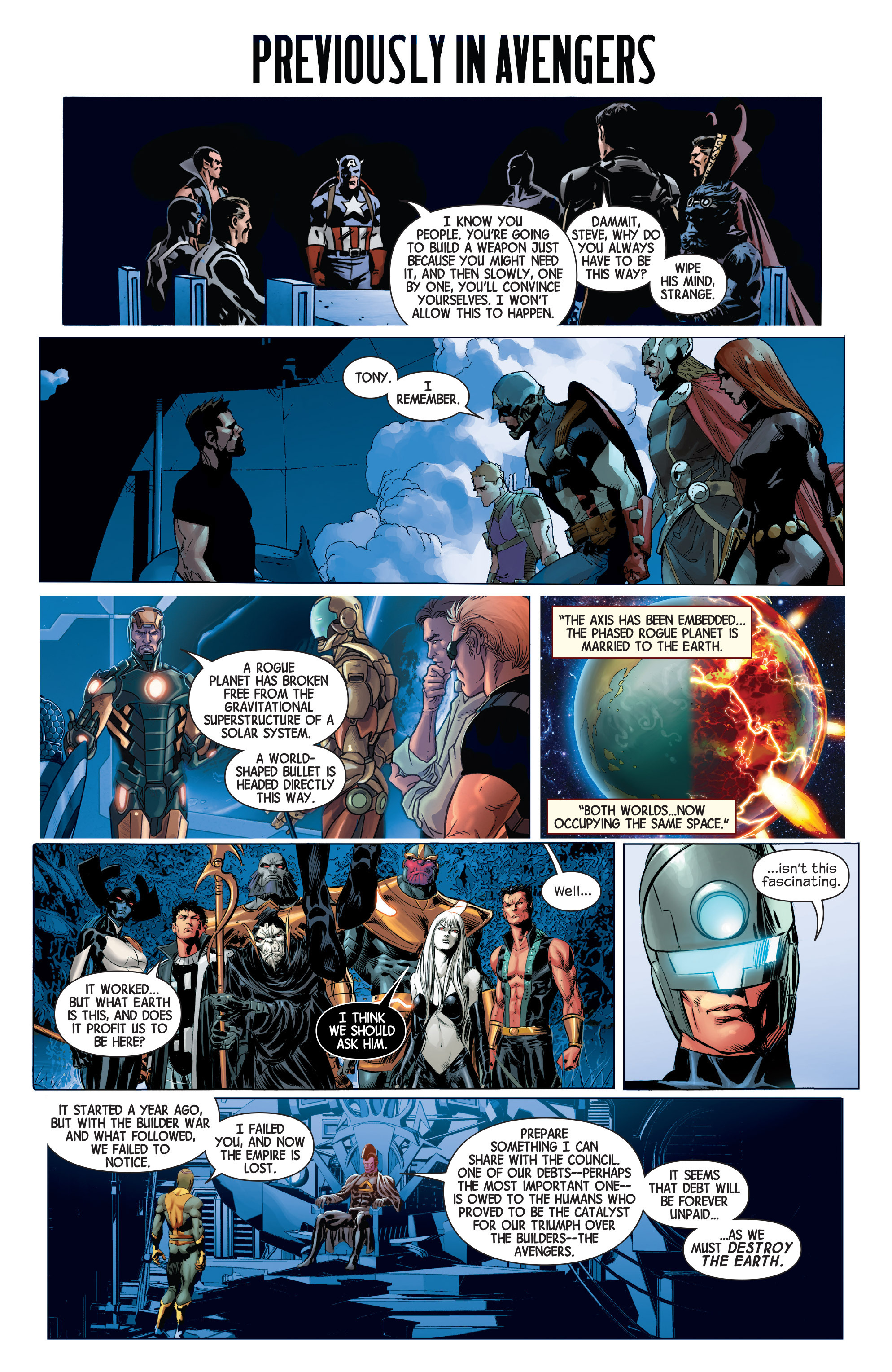 Read online Avengers (2013) comic -  Issue #44 - 3