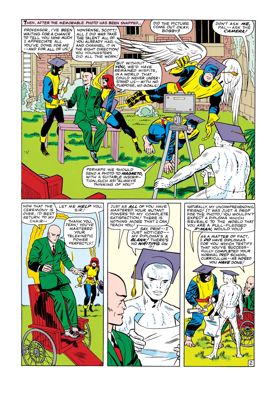 Uncanny X-Men (1963) 7 Page 2