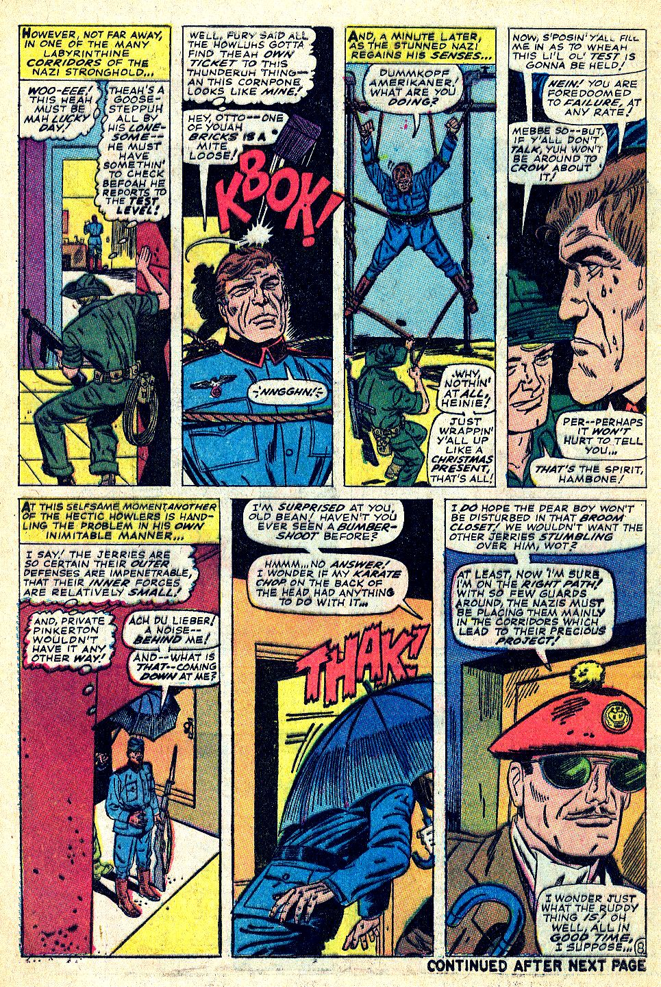 Read online Sgt. Fury comic -  Issue #39 - 12