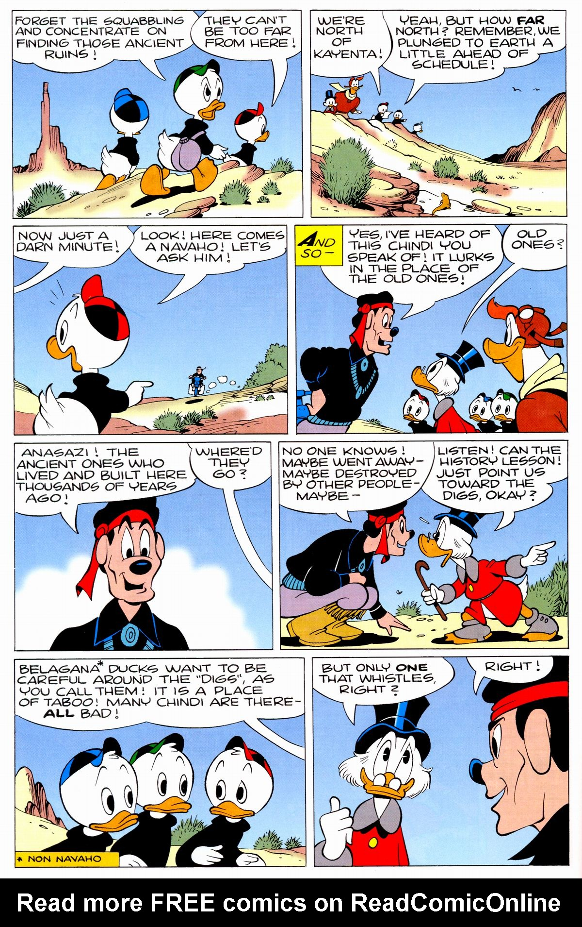 Read online Uncle Scrooge (1953) comic -  Issue #326 - 48