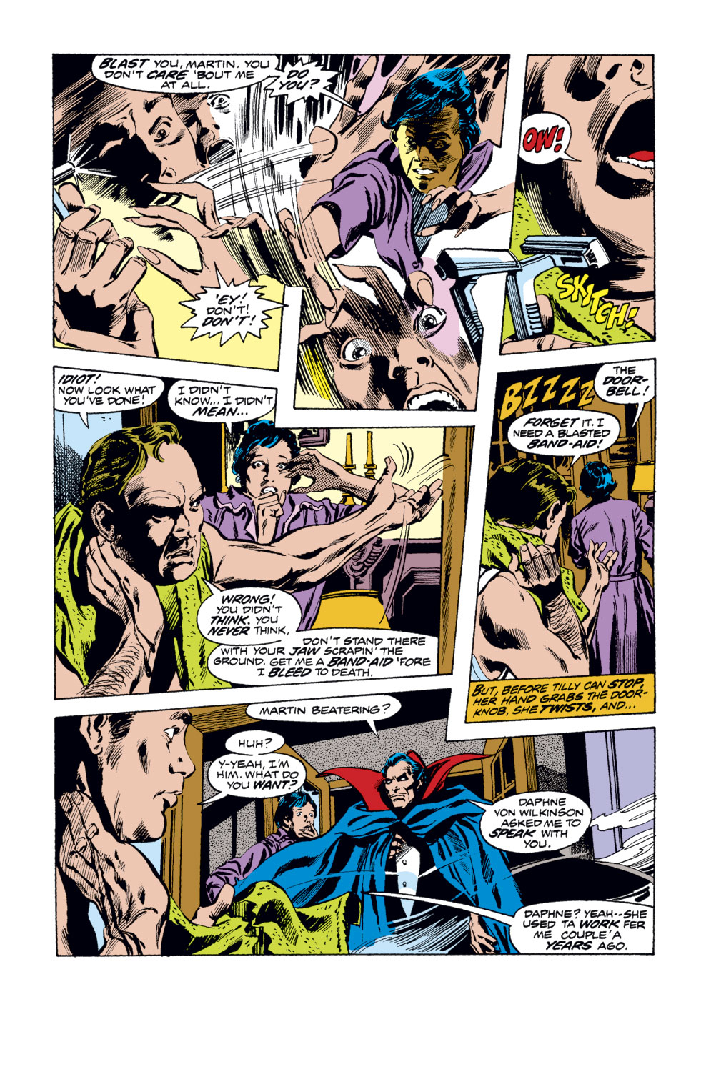 Tomb of Dracula (1972) issue 35 - Page 10