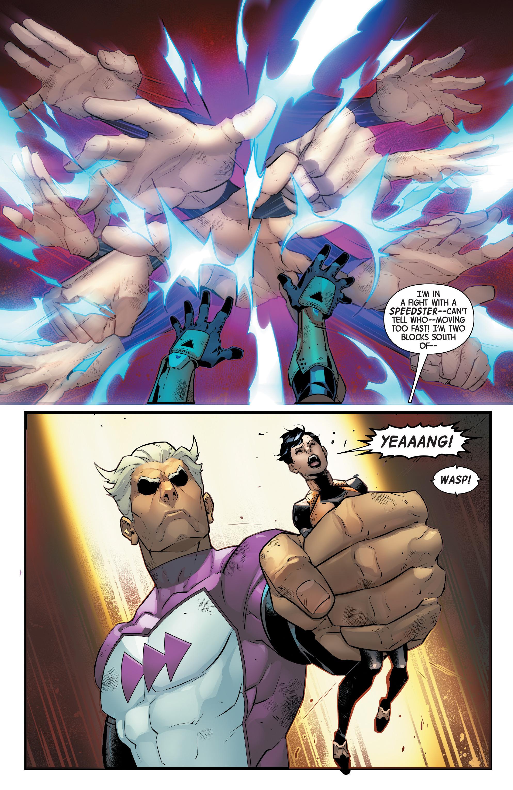 Read online Uncanny Avengers [II] comic -  Issue #18 - 12
