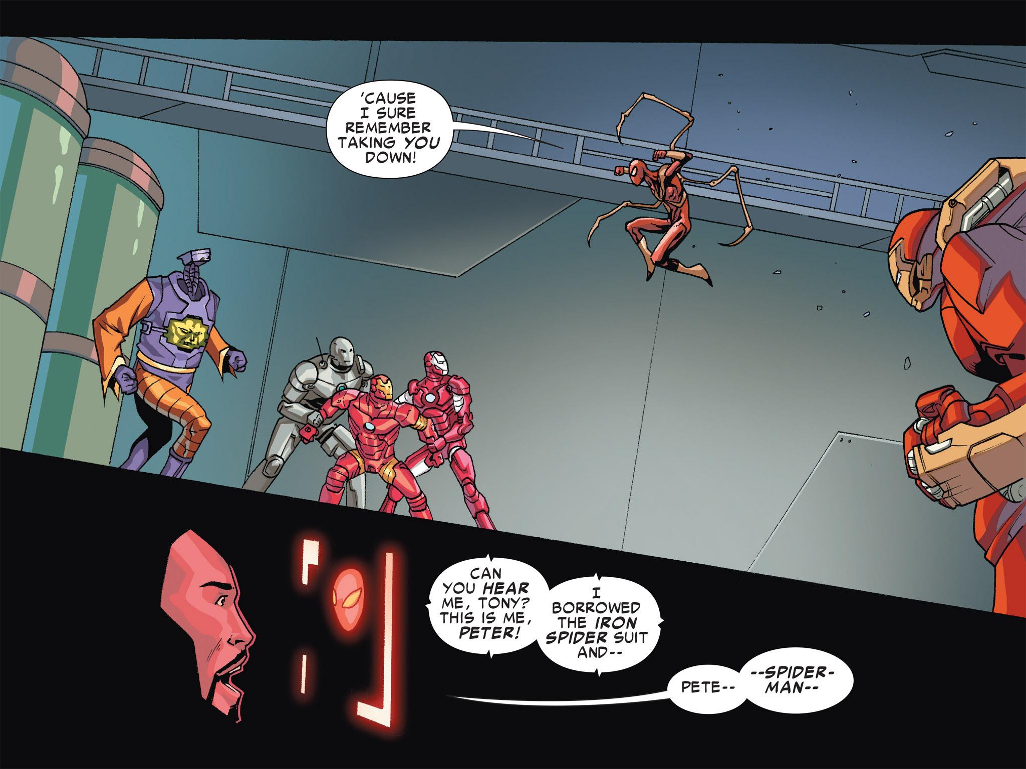 Read online Ultimate Spider-Man (Infinite Comics) (2016) comic -  Issue #4 - 48