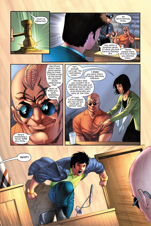 Captain Marvel (2002) Issue #9 #9 - English 15