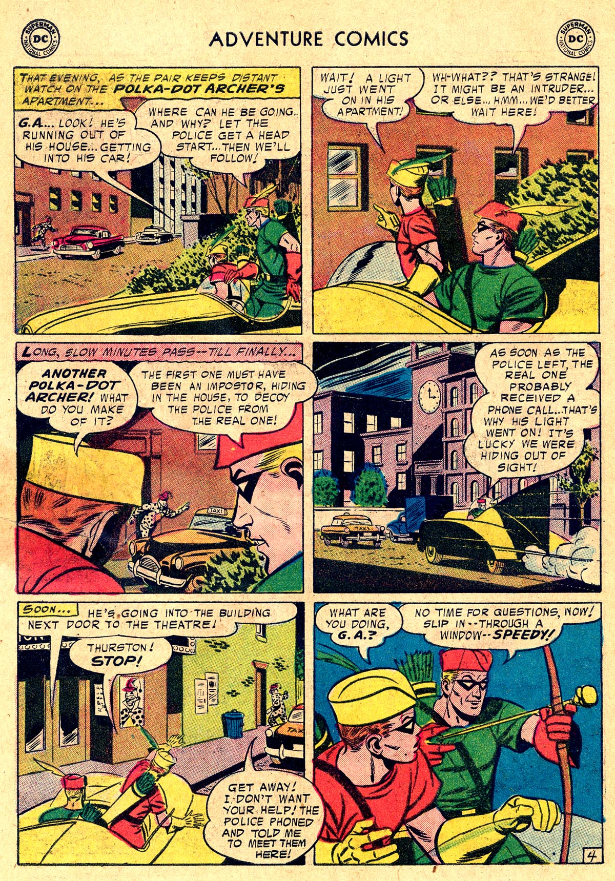 Read online Adventure Comics (1938) comic -  Issue #238 - 30