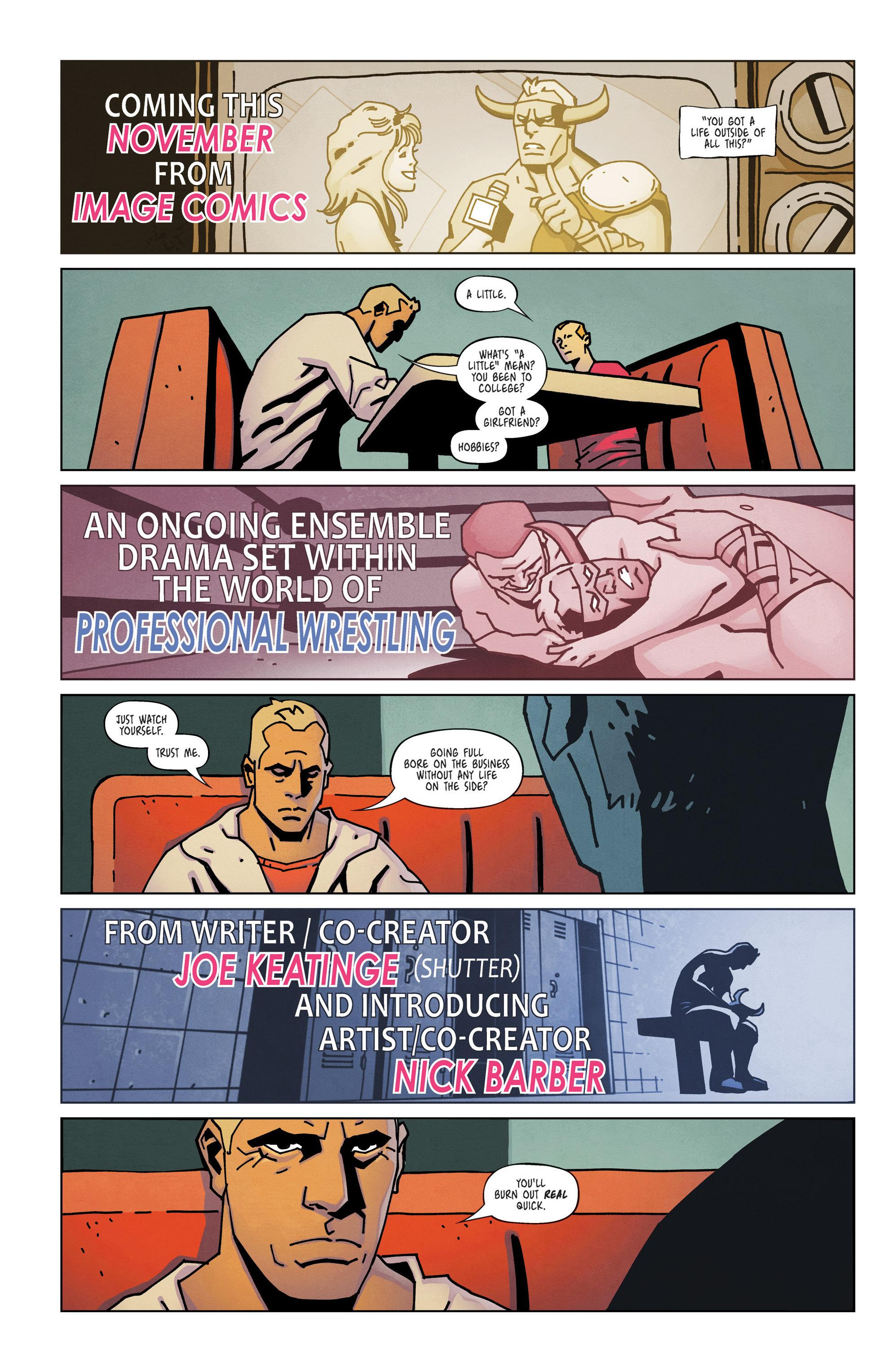 Read online Shutter comic -  Issue #16 - 24