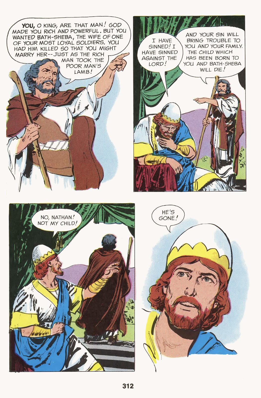 The Picture Bible issue TPB (Part 4) - Page 15