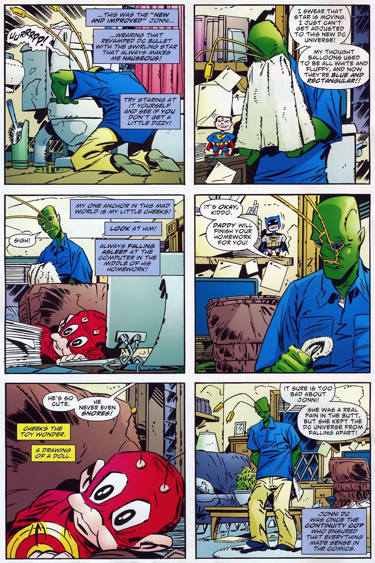 Read online Ambush Bug: Year None comic -  Issue #1 - 6
