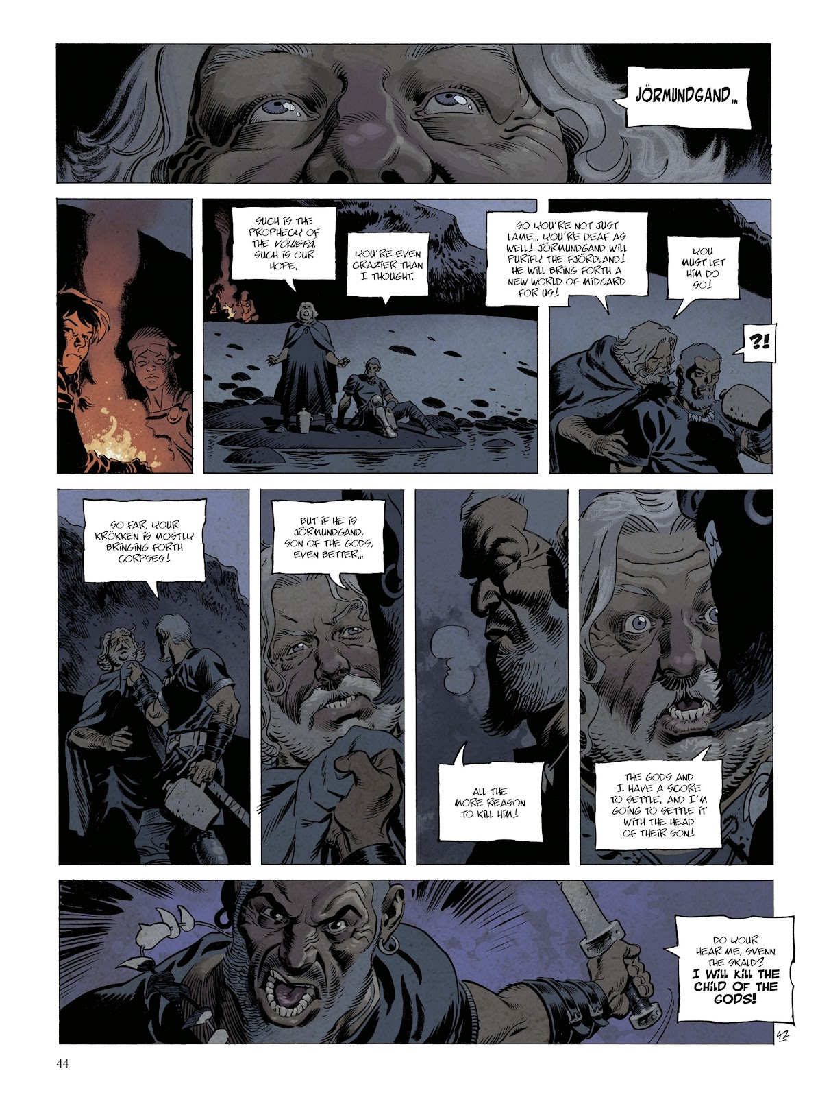Read online Asgard comic -  Issue #1 - 46