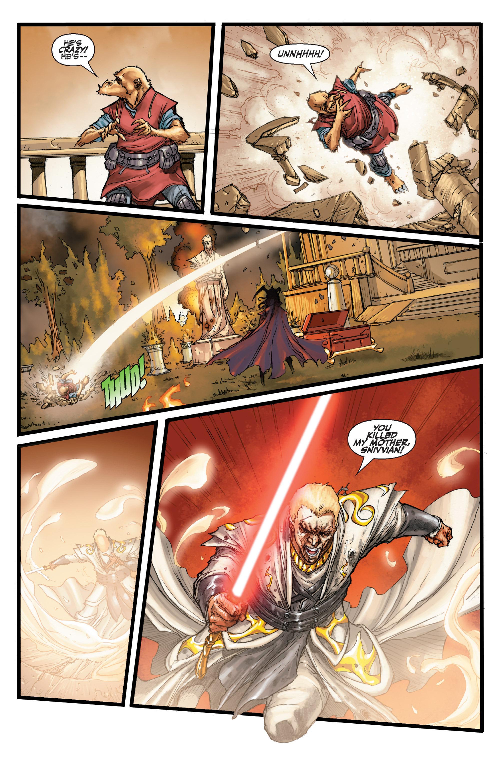 Read online Star Wars Omnibus comic -  Issue # Vol. 32 - 378