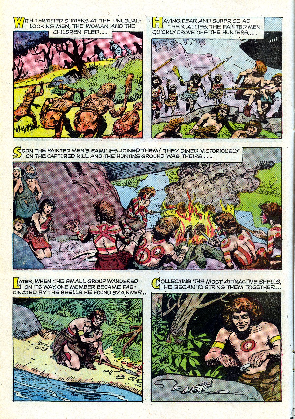 Read online Turok, Son of Stone comic -  Issue #72 - 14