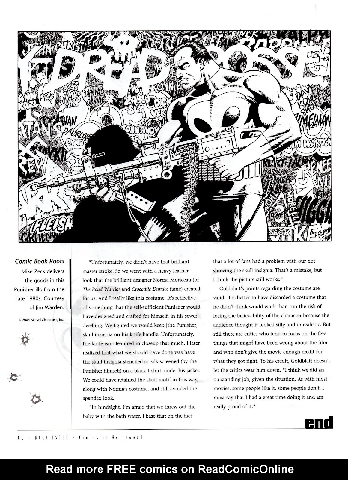 Back Issue issue 5 - Page 90