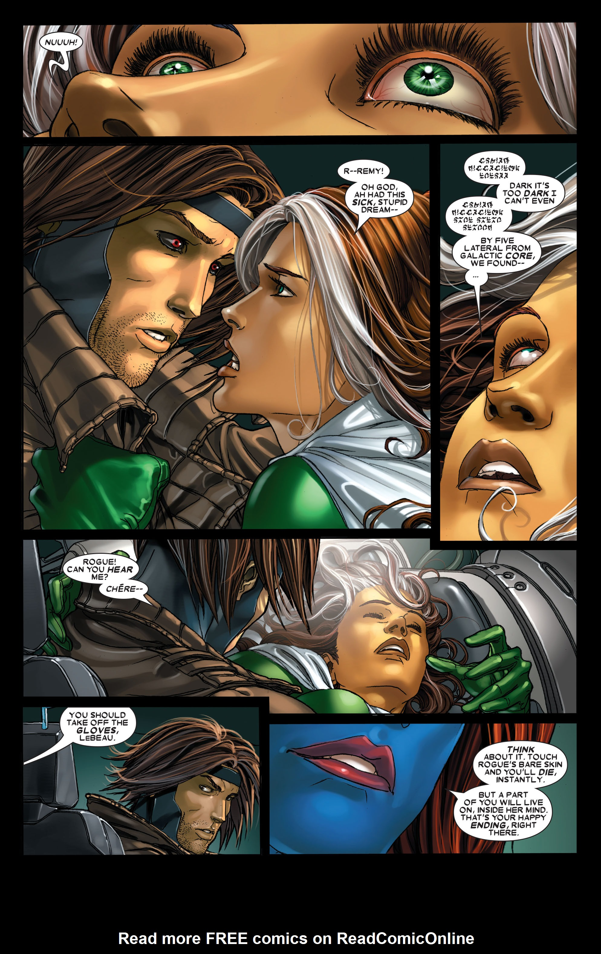 X-Men (1991) 204 Page 15