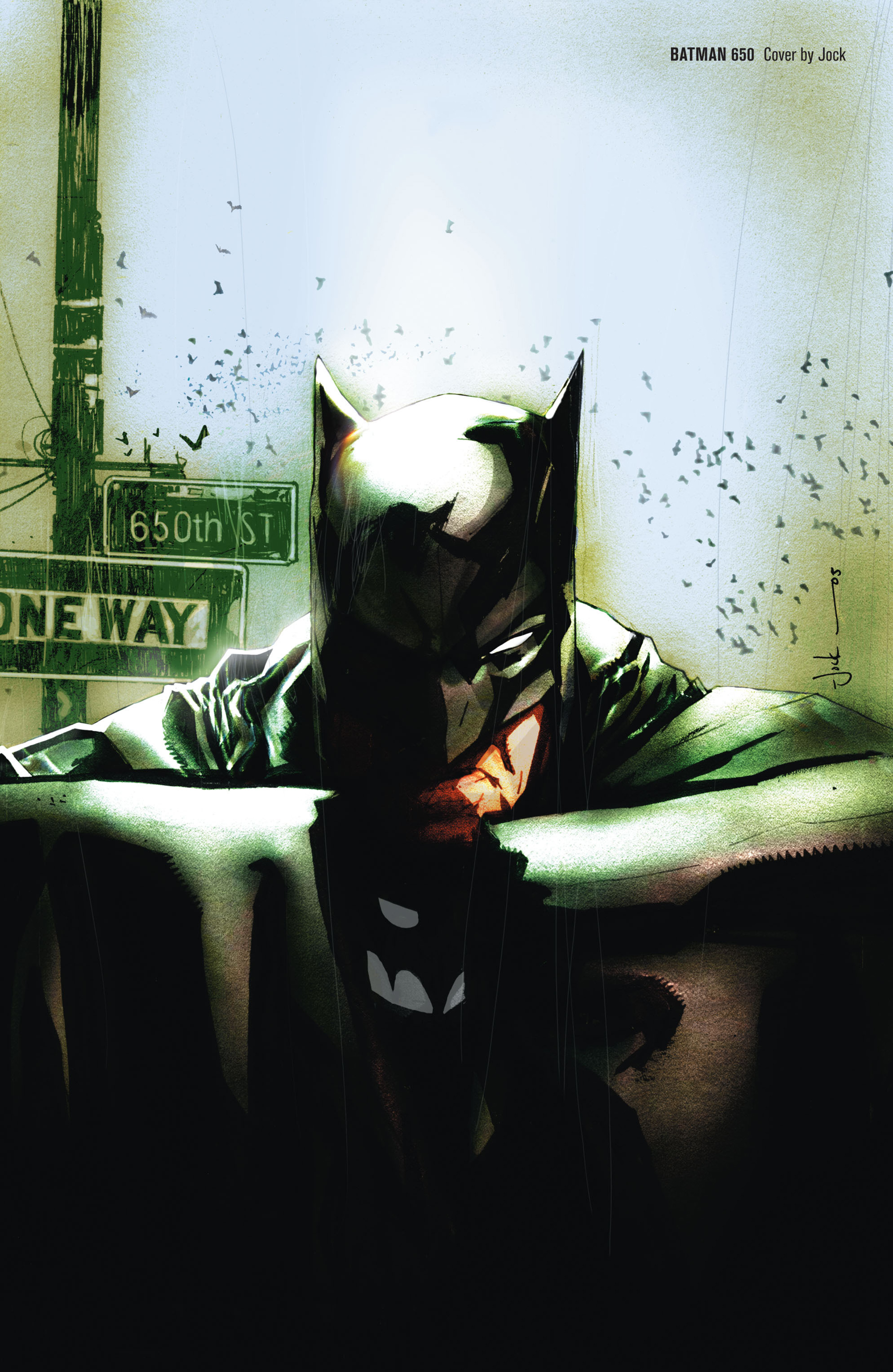 Read online Batman: Under The Red Hood comic -  Issue # Full - 293