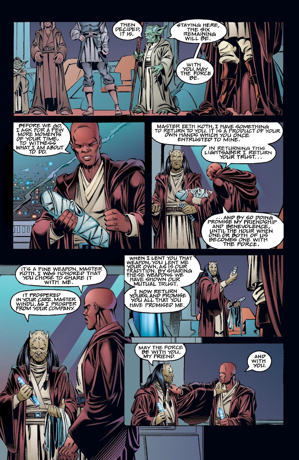 Read online Star Wars Legends Epic Collection: The Menace Revealed comic -  Issue # TPB (Part 3) - 65