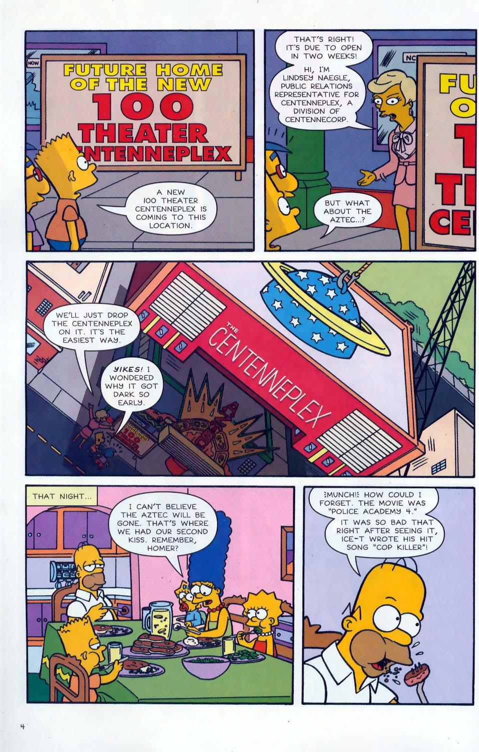 Read online Simpsons Comics comic -  Issue #86 - 5
