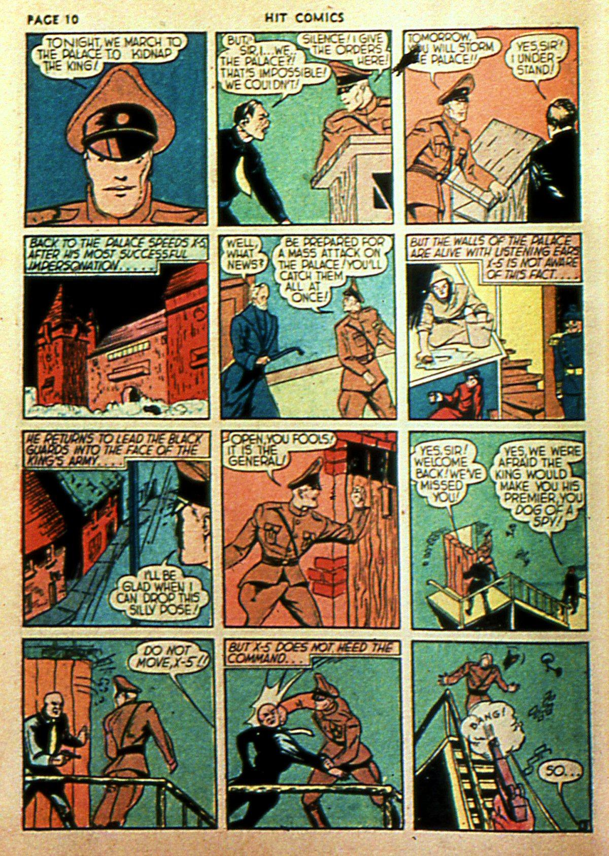Read online Hit Comics comic -  Issue #2 - 12