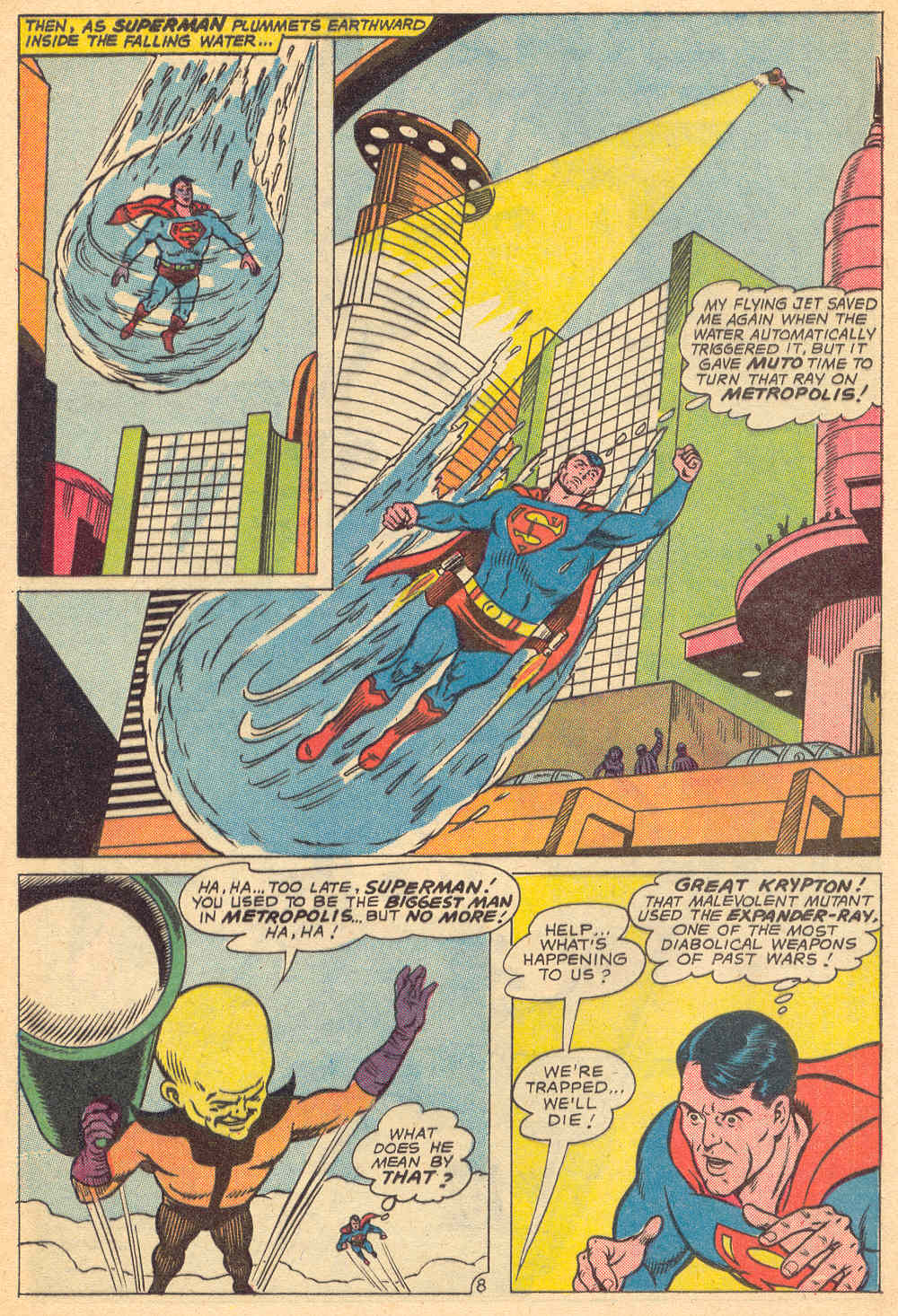Read online Action Comics (1938) comic -  Issue #339 - 9