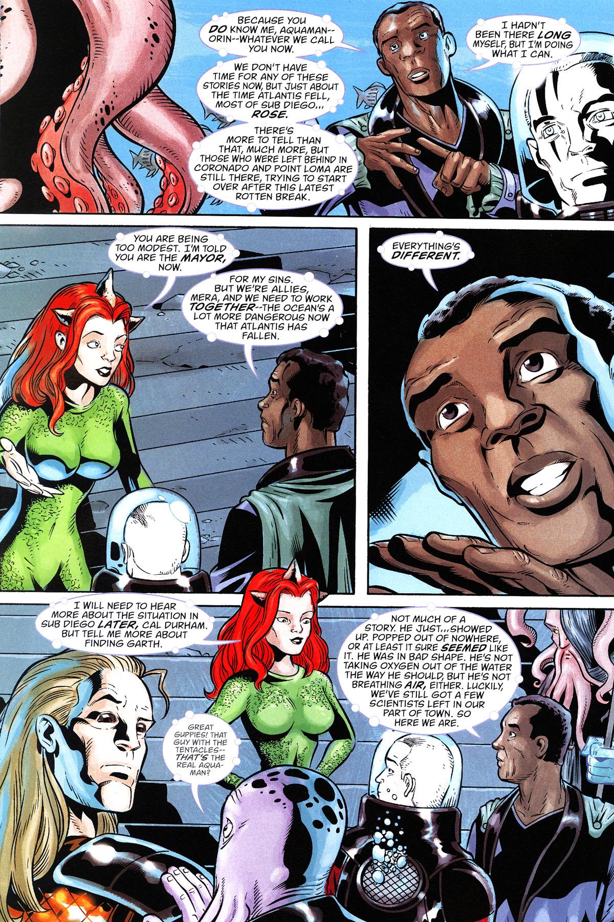 Read online Aquaman: Sword of Atlantis comic -  Issue #50 - 24