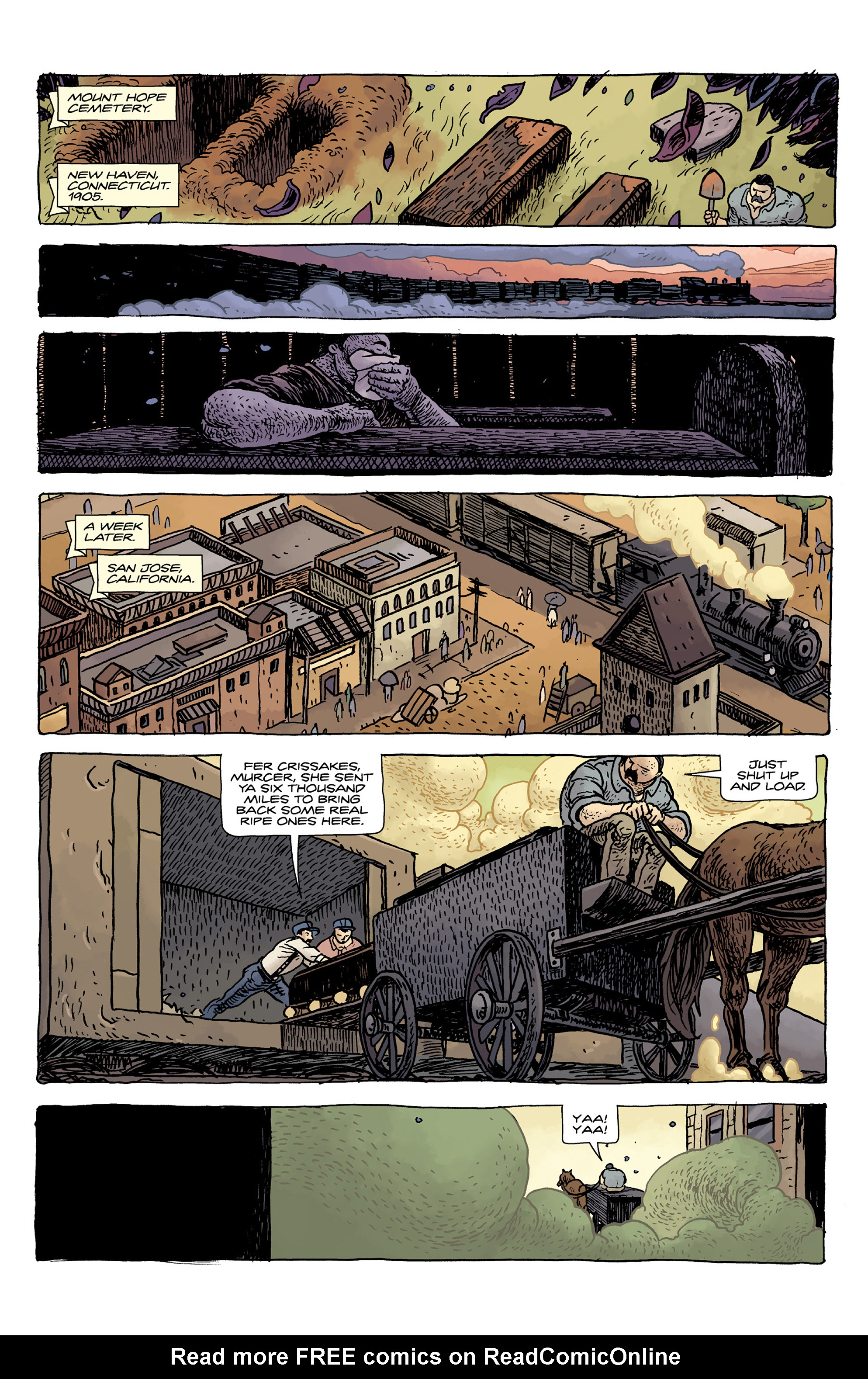 House of Penance 1 Page 2