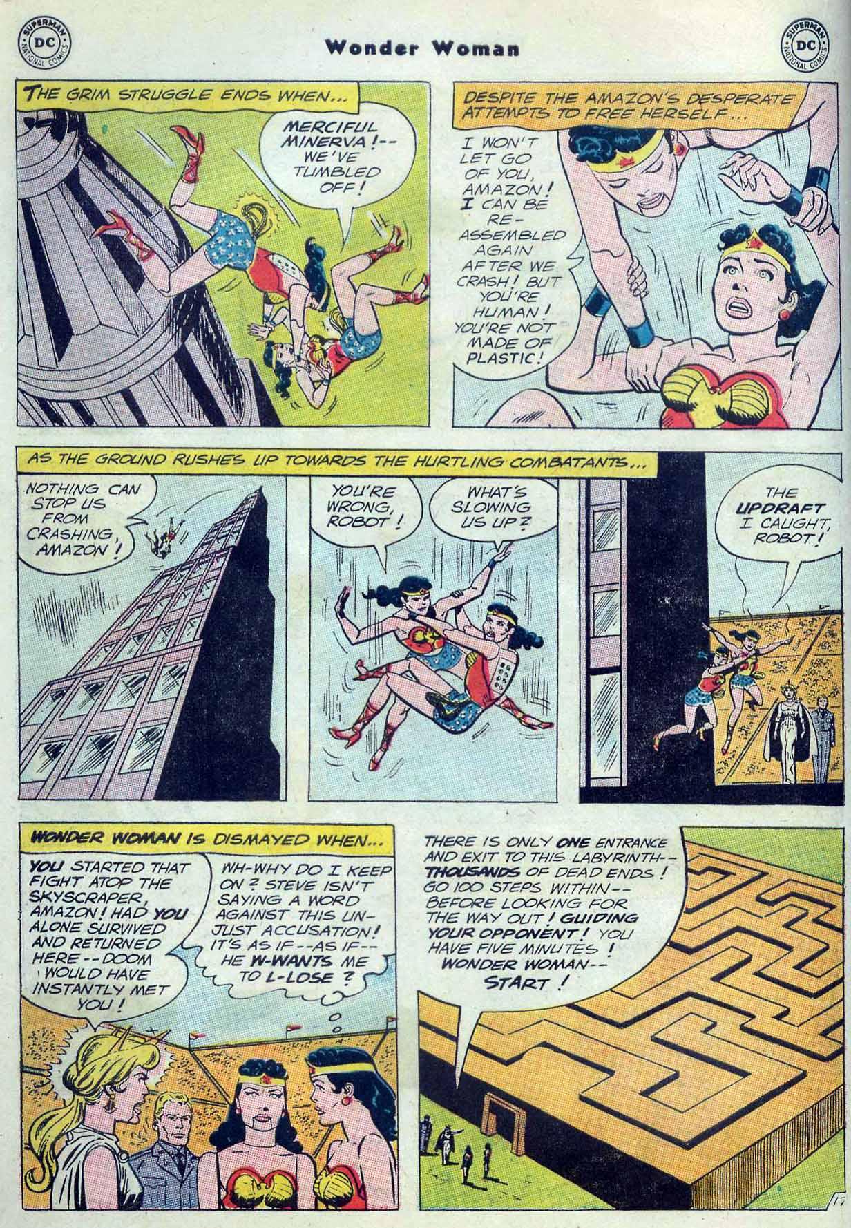 Read online Wonder Woman (1942) comic -  Issue #137 - 22