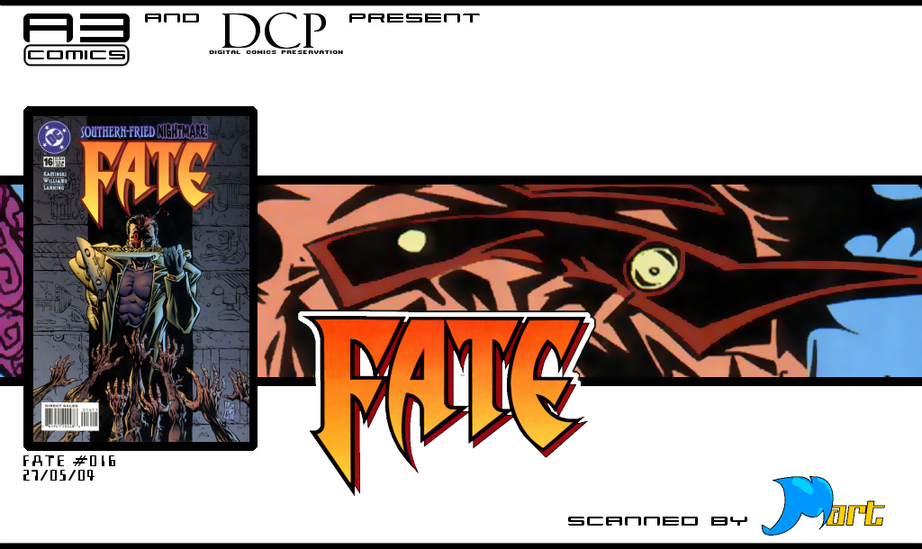 Read online Fate comic -  Issue #16 - 25