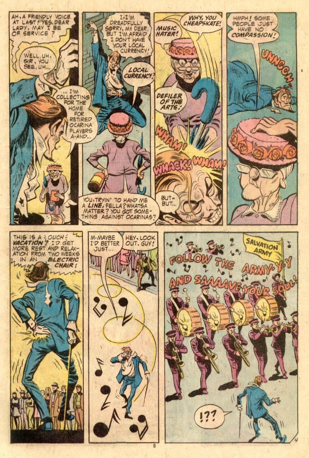Read online Plop! comic -  Issue #8 - 9