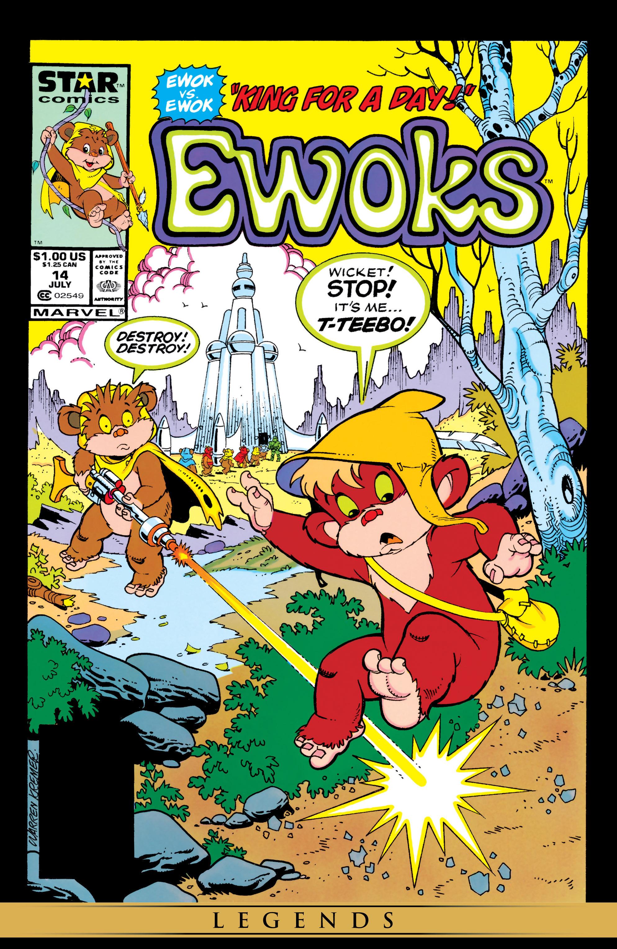 Ewoks 14 Page 1