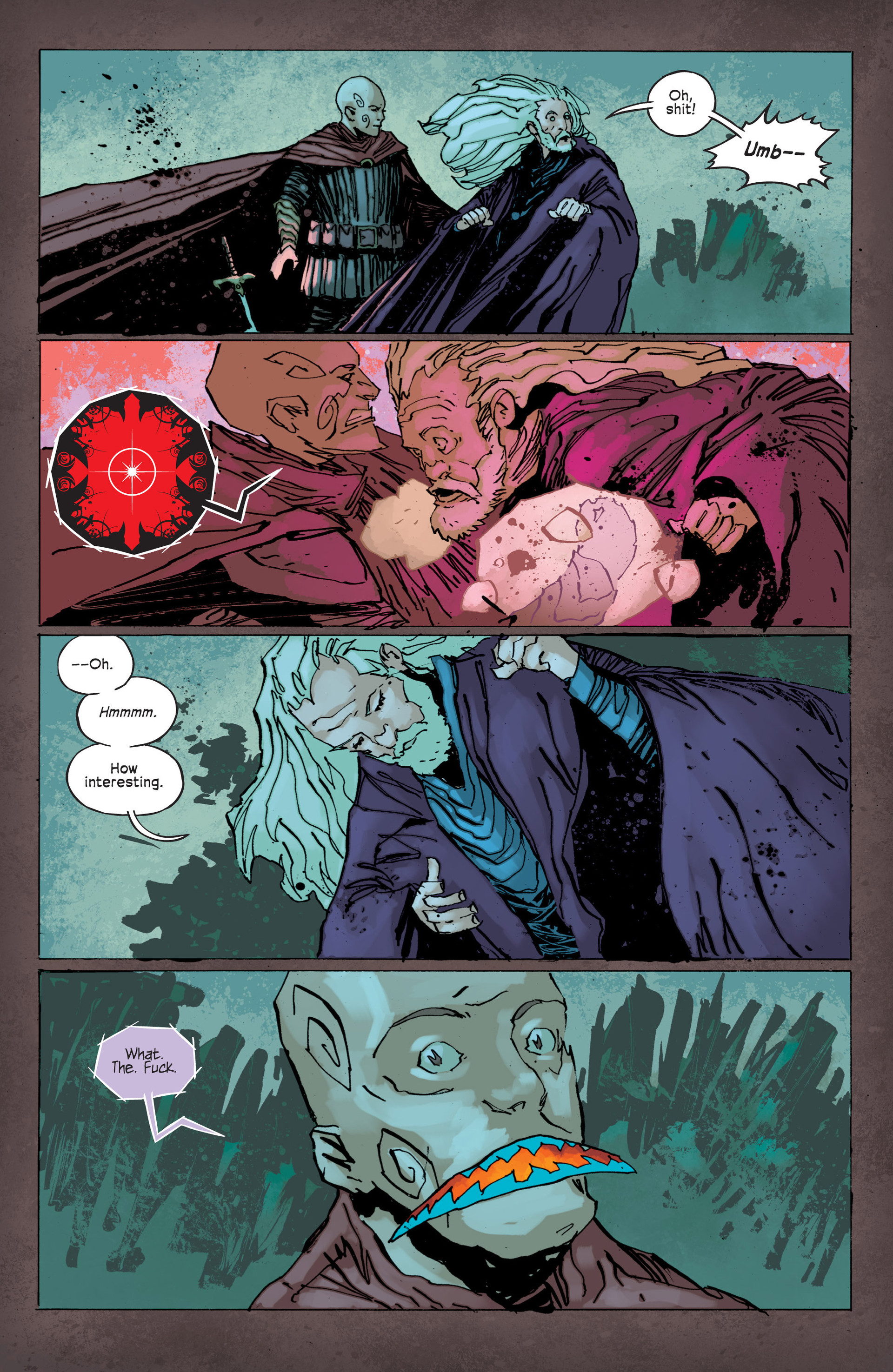 Read online Umbral comic -  Issue #12 - 10