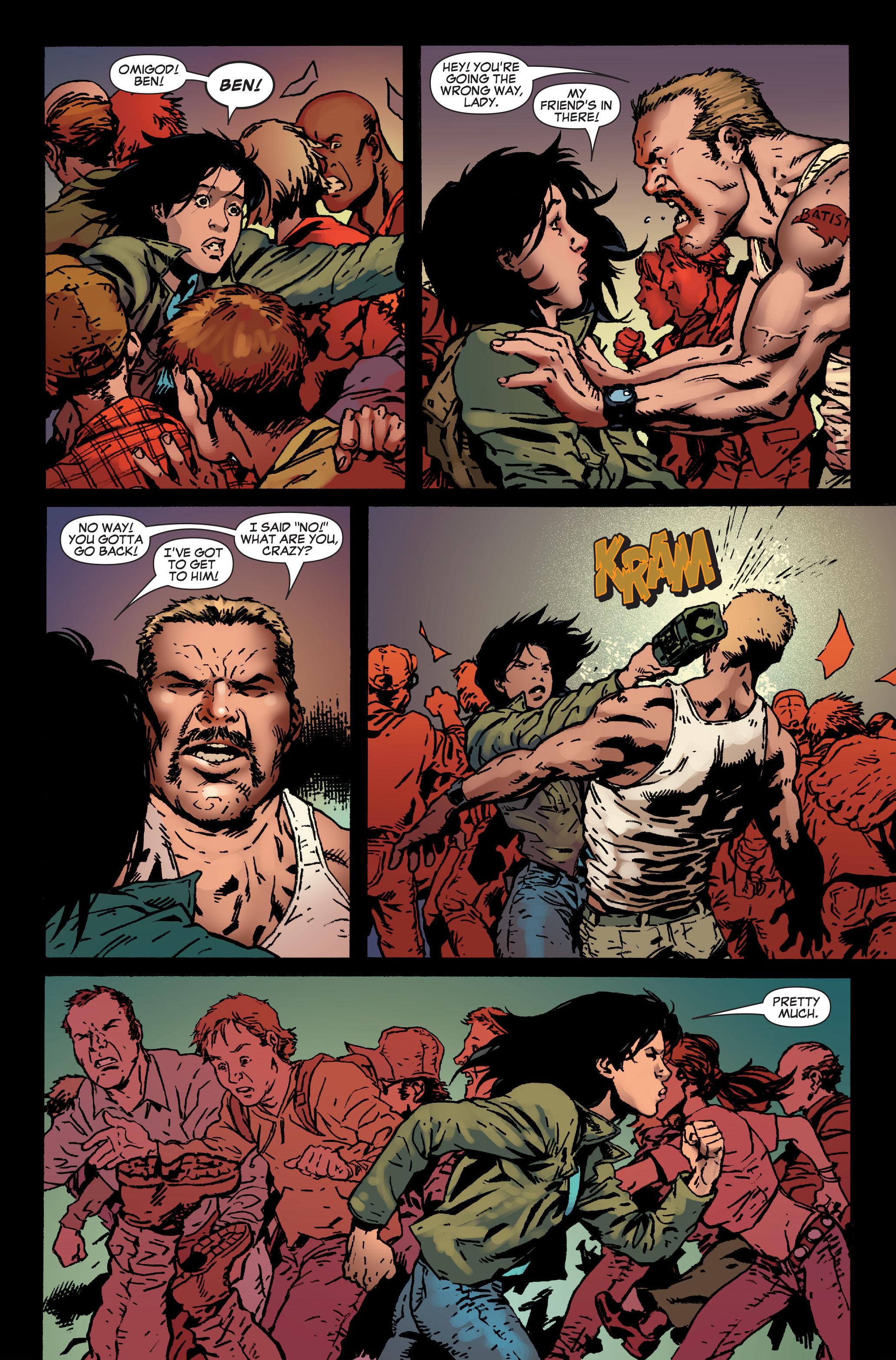 Read online World War Hulk: Front Line comic -  Issue #5 - 12