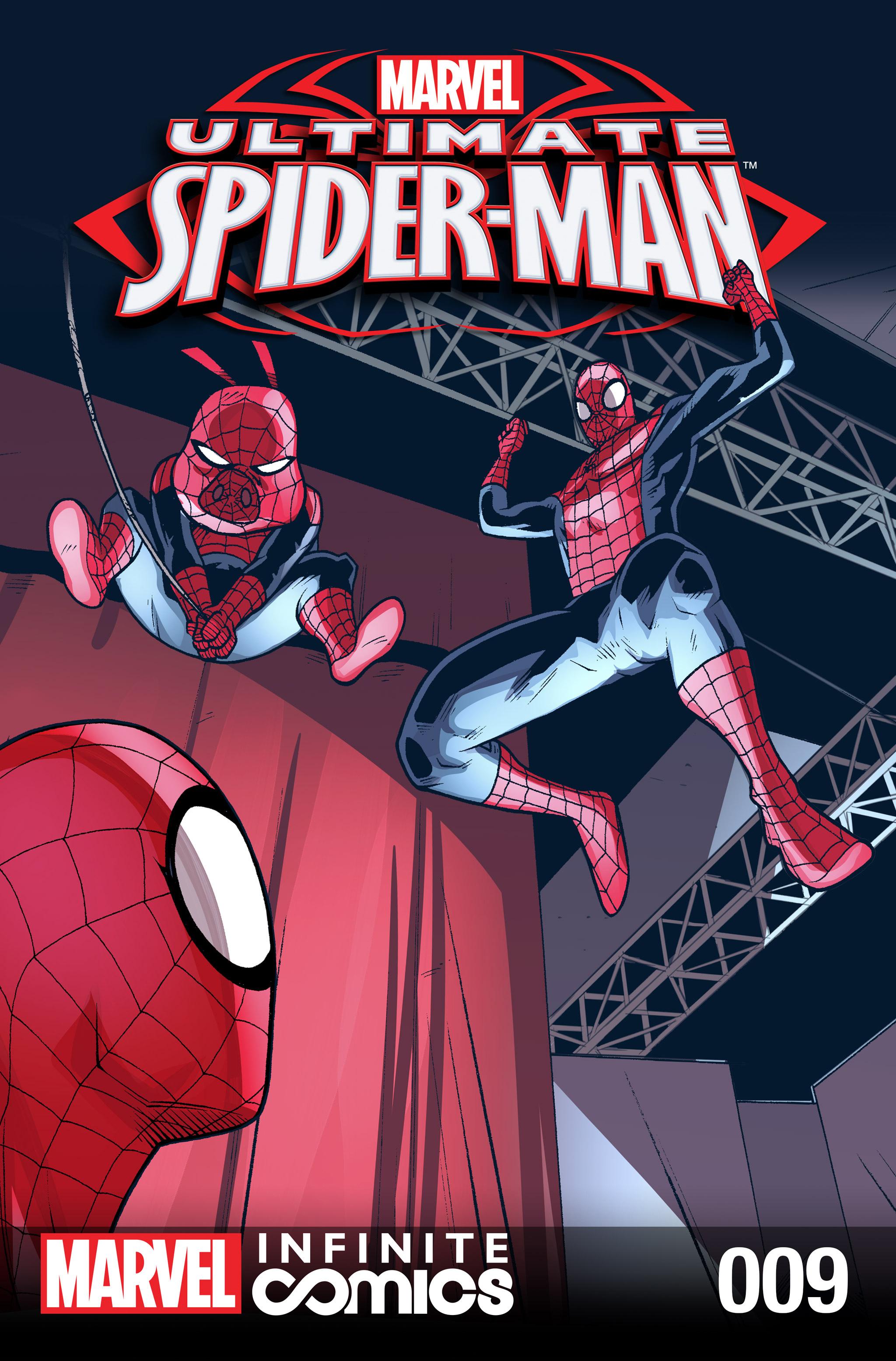 Read online Ultimate Spider-Man (Infinite Comics) (2016) comic -  Issue #9 - 1