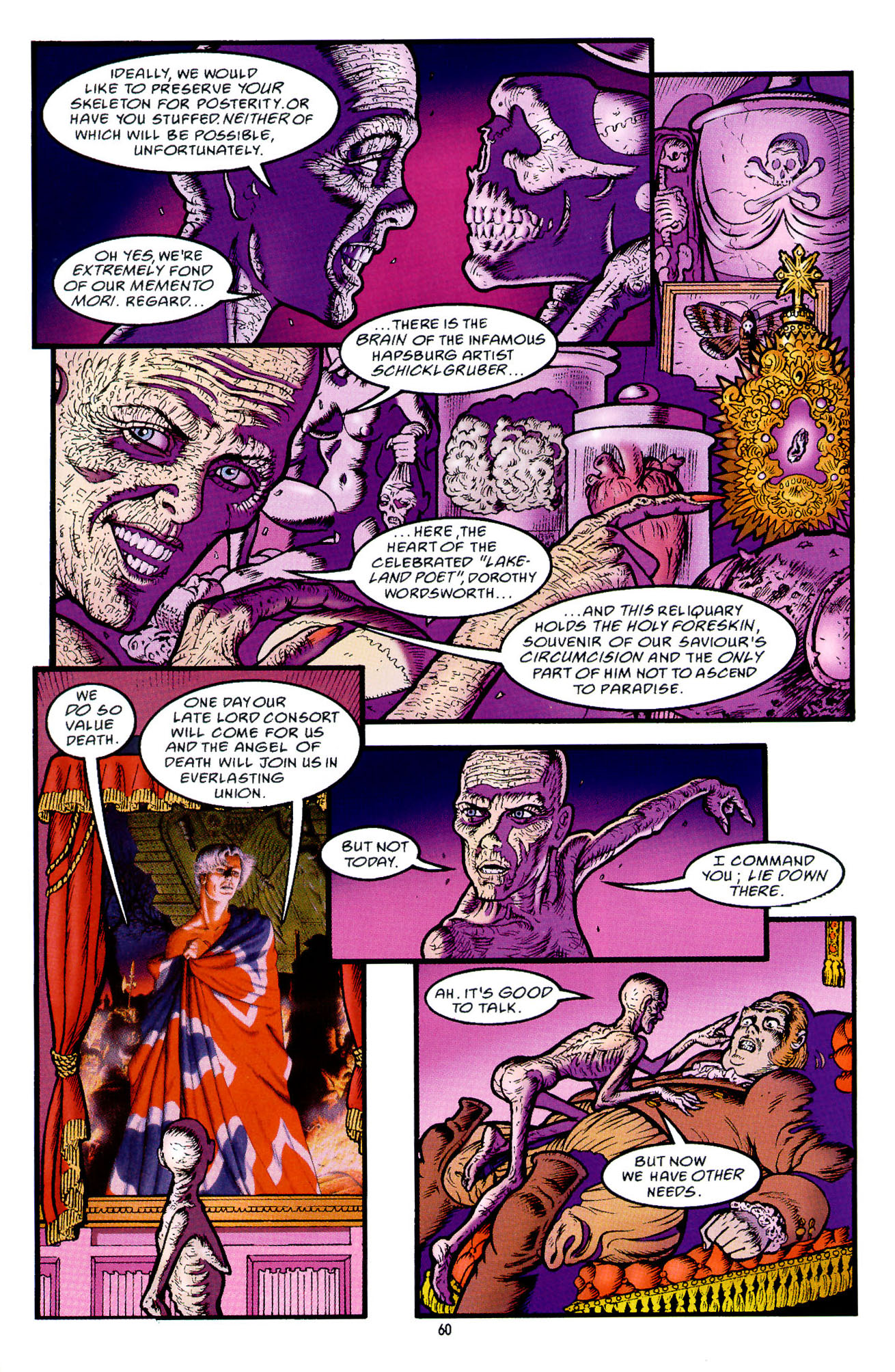 Read online Heart of Empire comic -  Issue #2 - 28