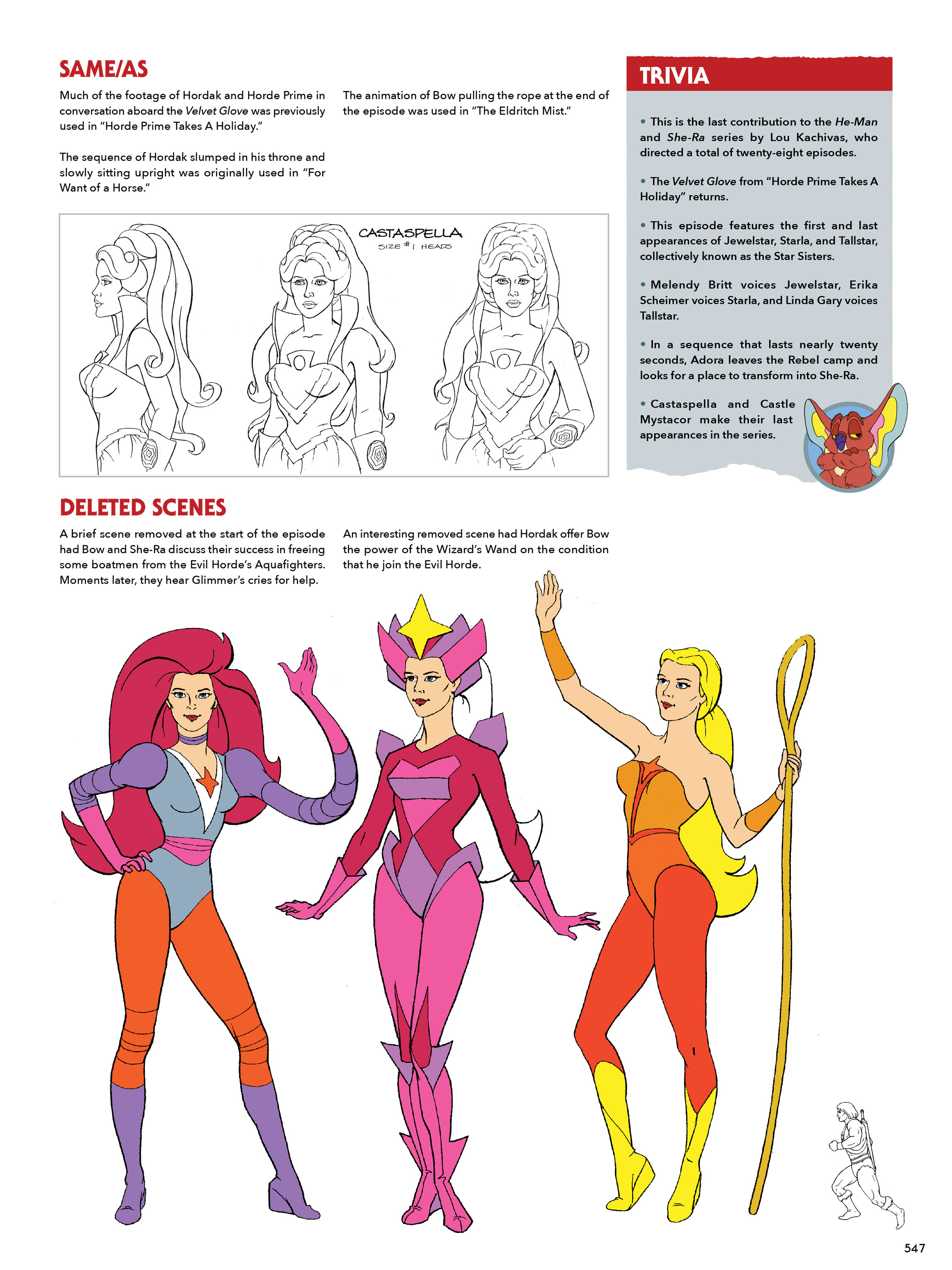 Read online He-Man and She-Ra: A Complete Guide to the Classic Animated Adventures comic -  Issue # TPB (Part 3) - 147