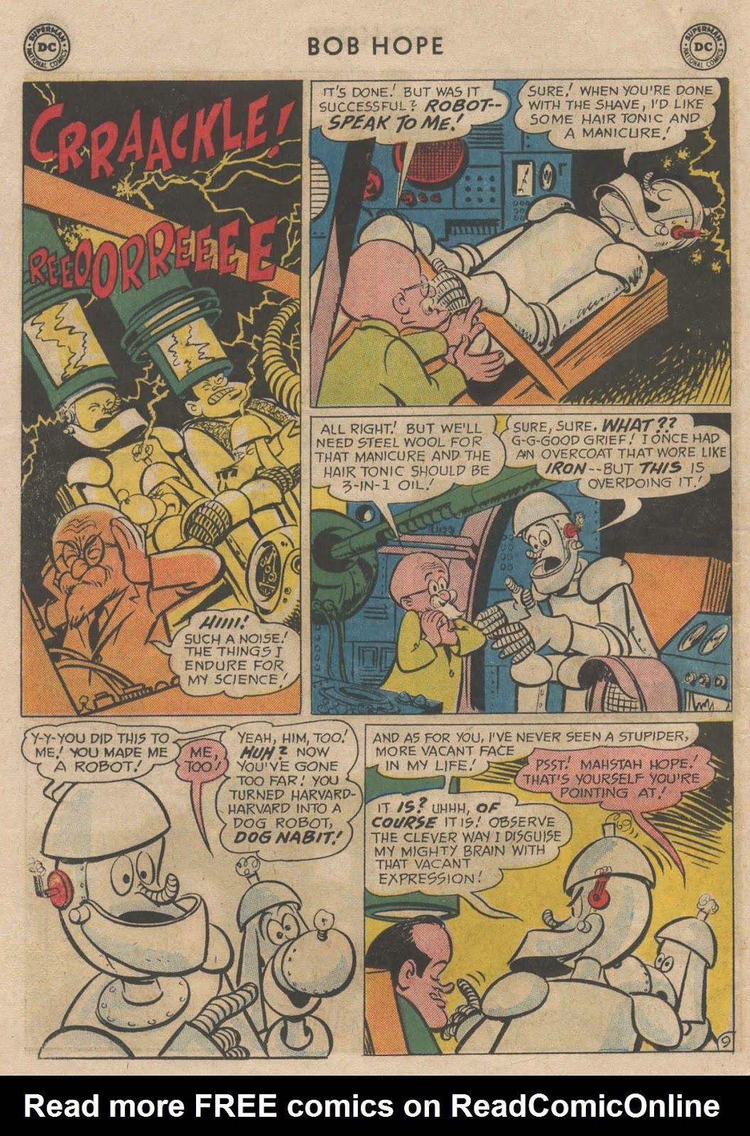 The Adventures of Bob Hope issue 90 - Page 14