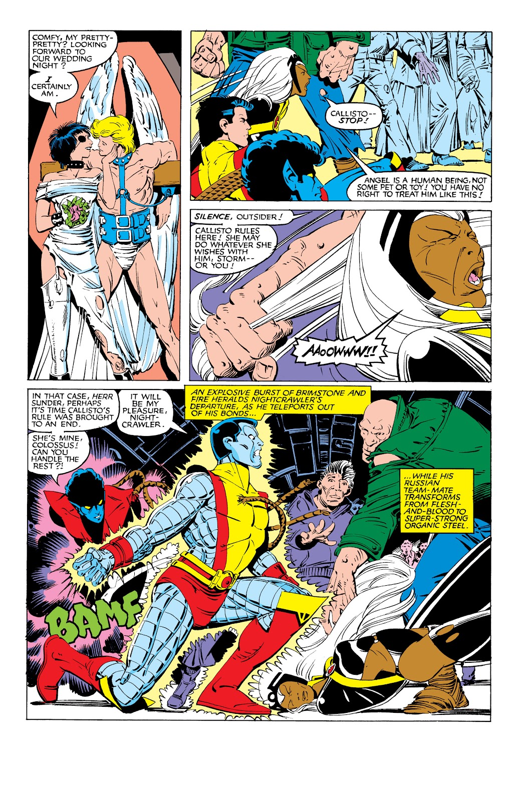 Uncanny X-Men (1963) issue 170 - Page 6