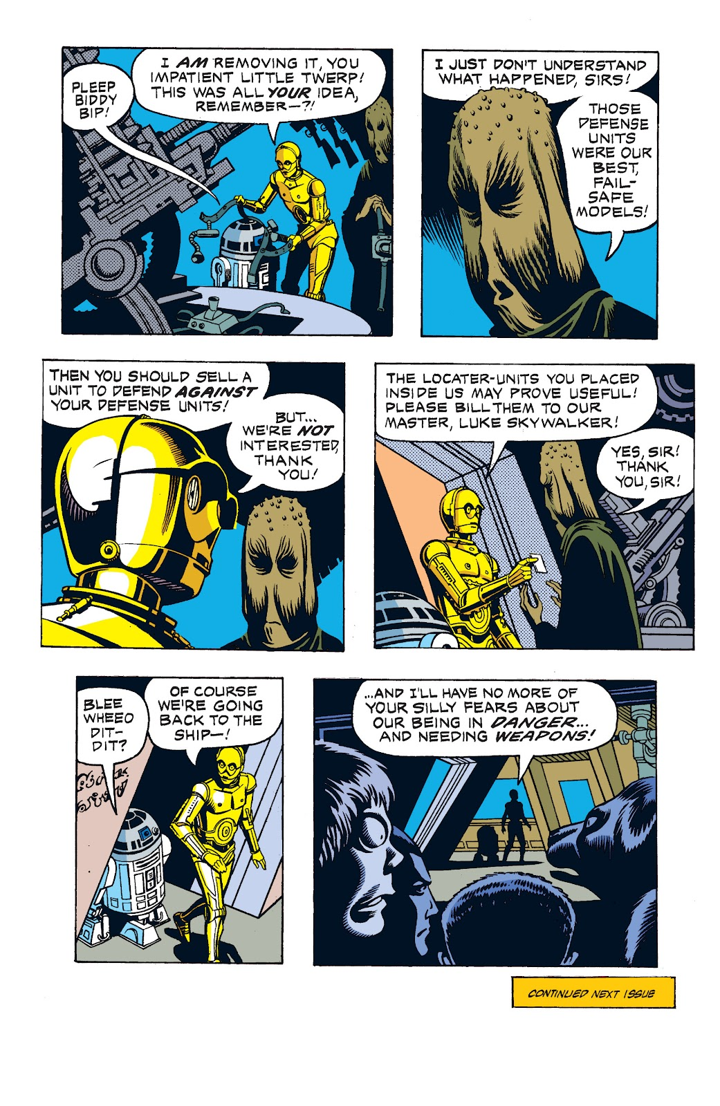 Read online Star Wars Legends: The Newspaper Strips - Epic Collection comic -  Issue # TPB (Part 1) - 88