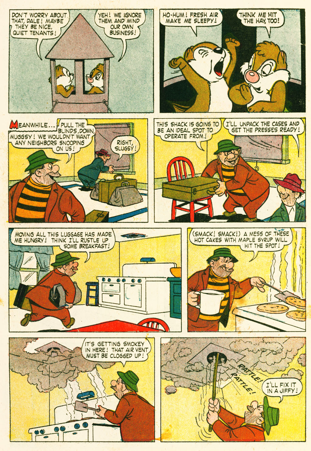 Walt Disneys Chip N Dale issue 20 - Page 11
