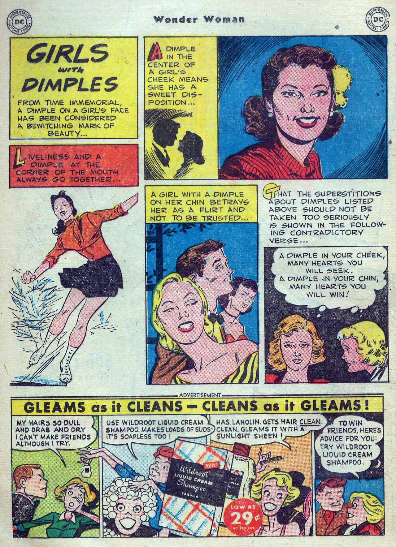 Read online Wonder Woman (1942) comic -  Issue #53 - 14
