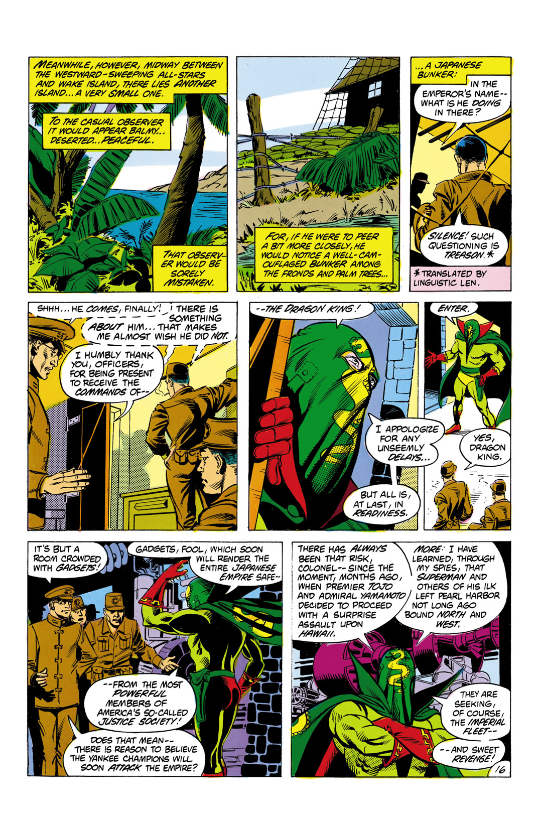 Read online All-Star Squadron comic -  Issue #4 - 17