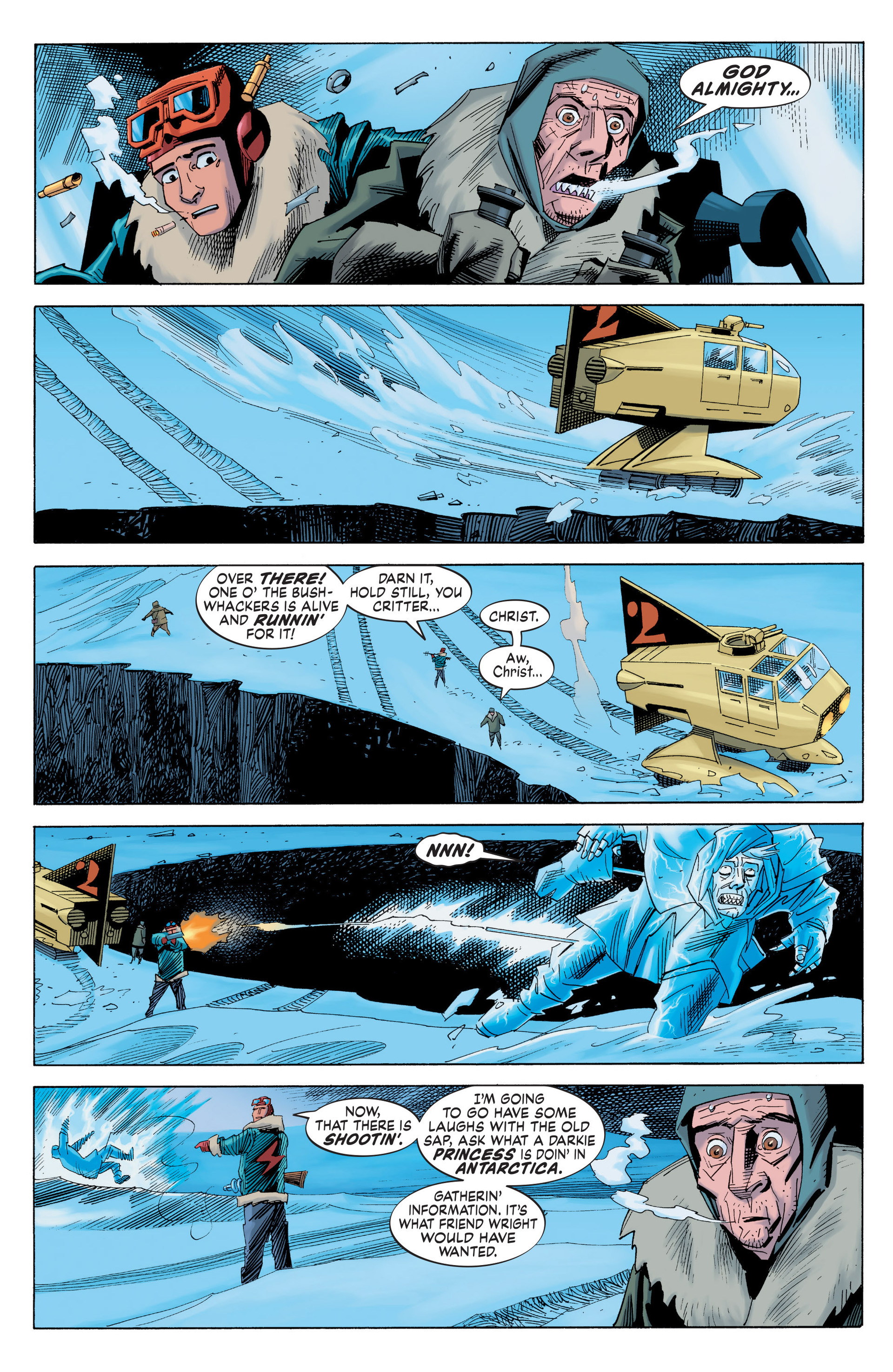 Read online Nemo: Heart of Ice comic -  Issue # Full - 27