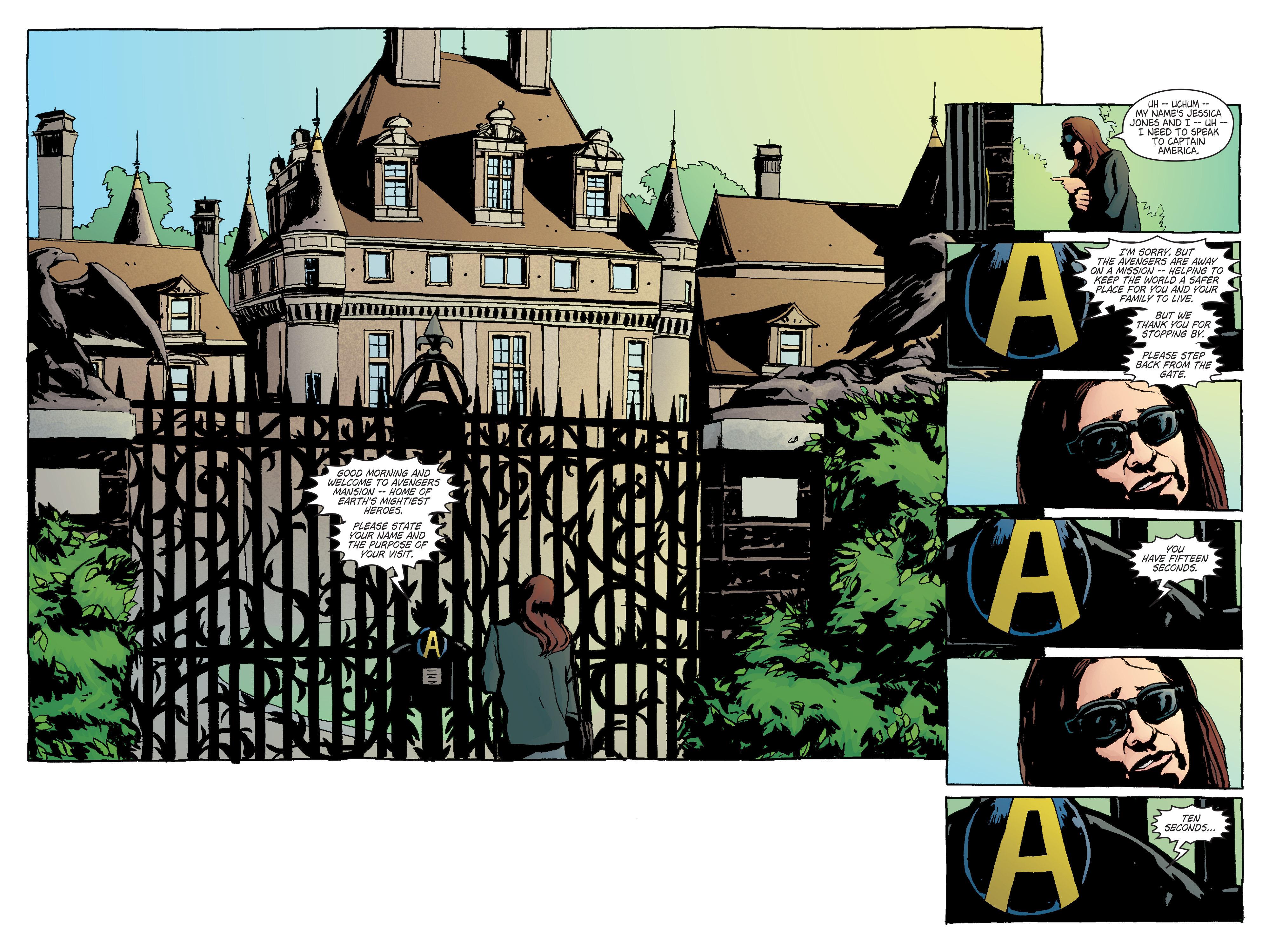 Read online Alias comic -  Issue #2 - 18
