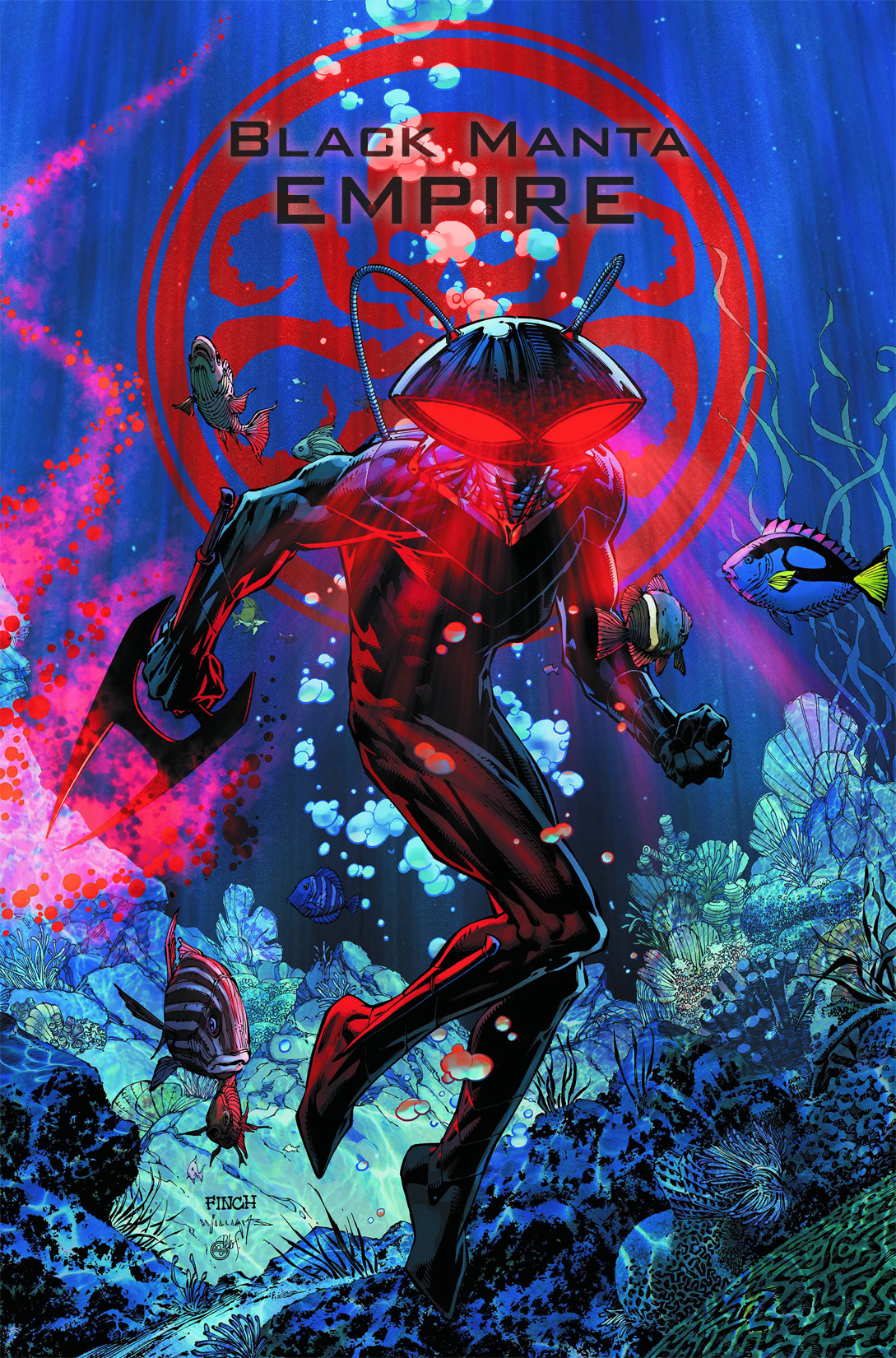 Read online Aquaman and the Others comic -  Issue #8 - 23