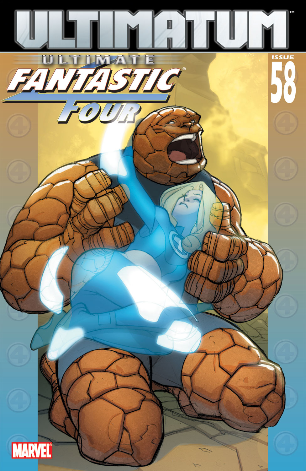 Read online Ultimate Fantastic Four (2004) comic -  Issue #58 - 1