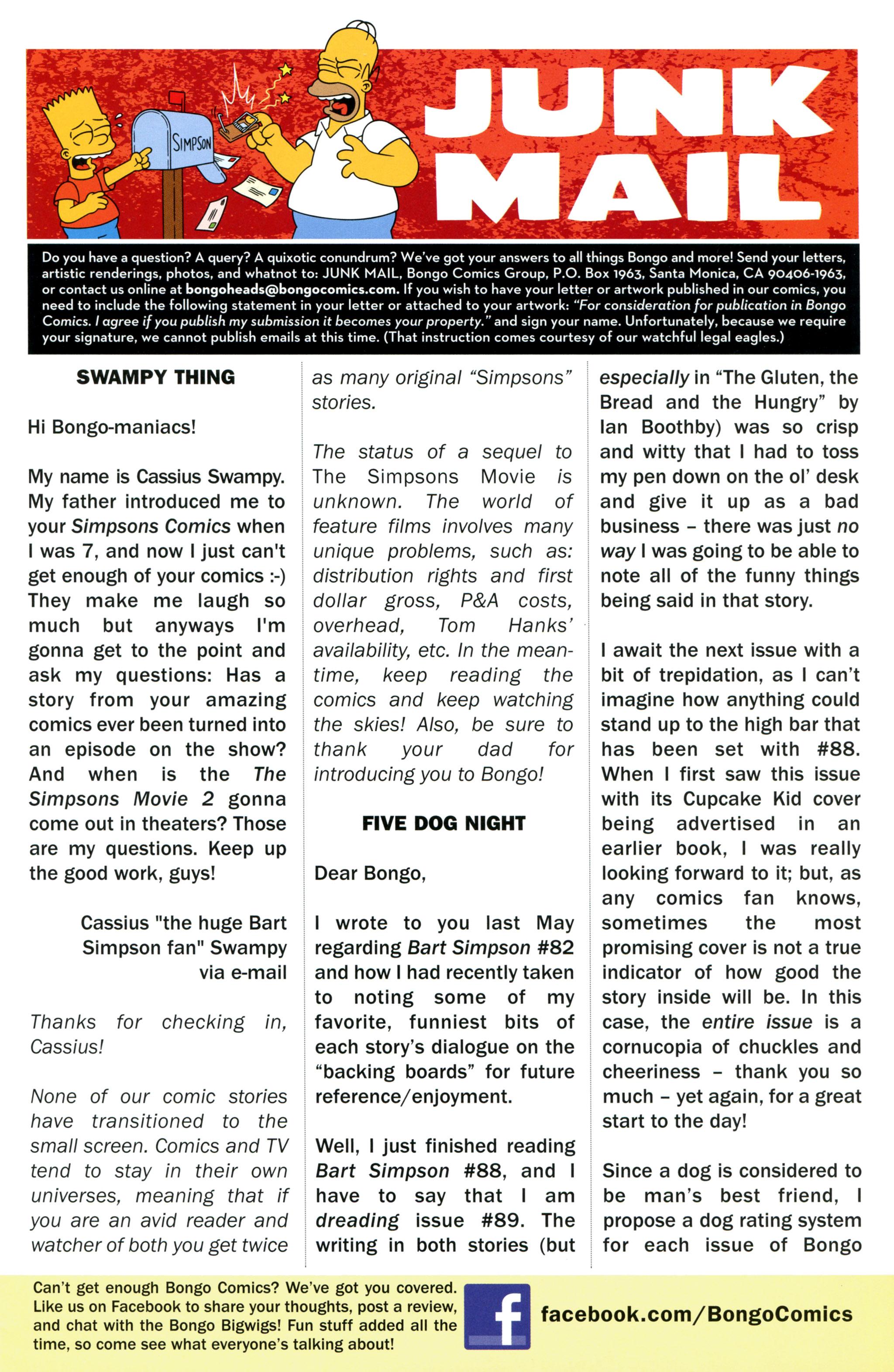 Read online Simpsons Comics Presents Bart Simpson comic -  Issue #89 - 29
