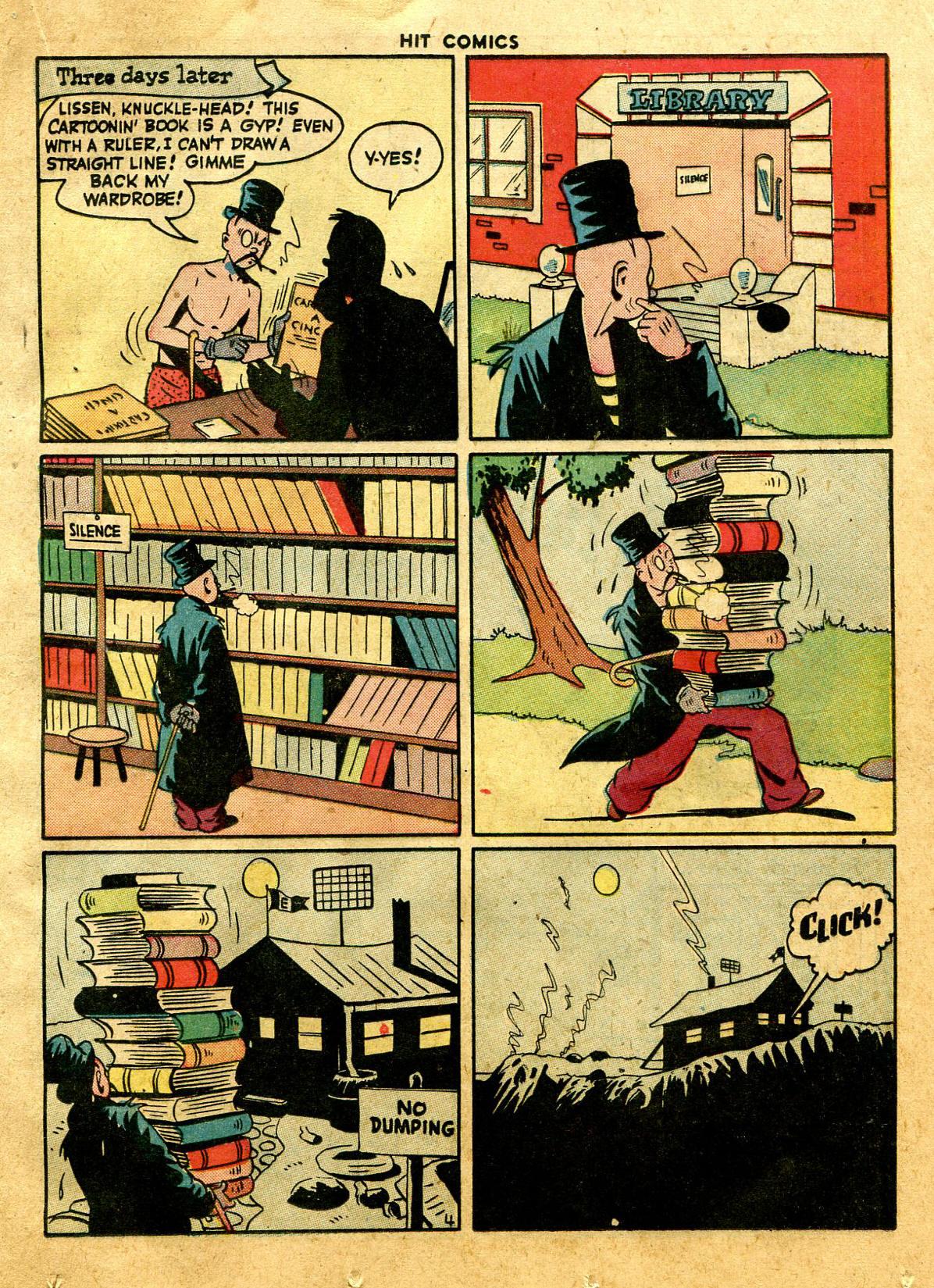 Read online Hit Comics comic -  Issue #44 - 27