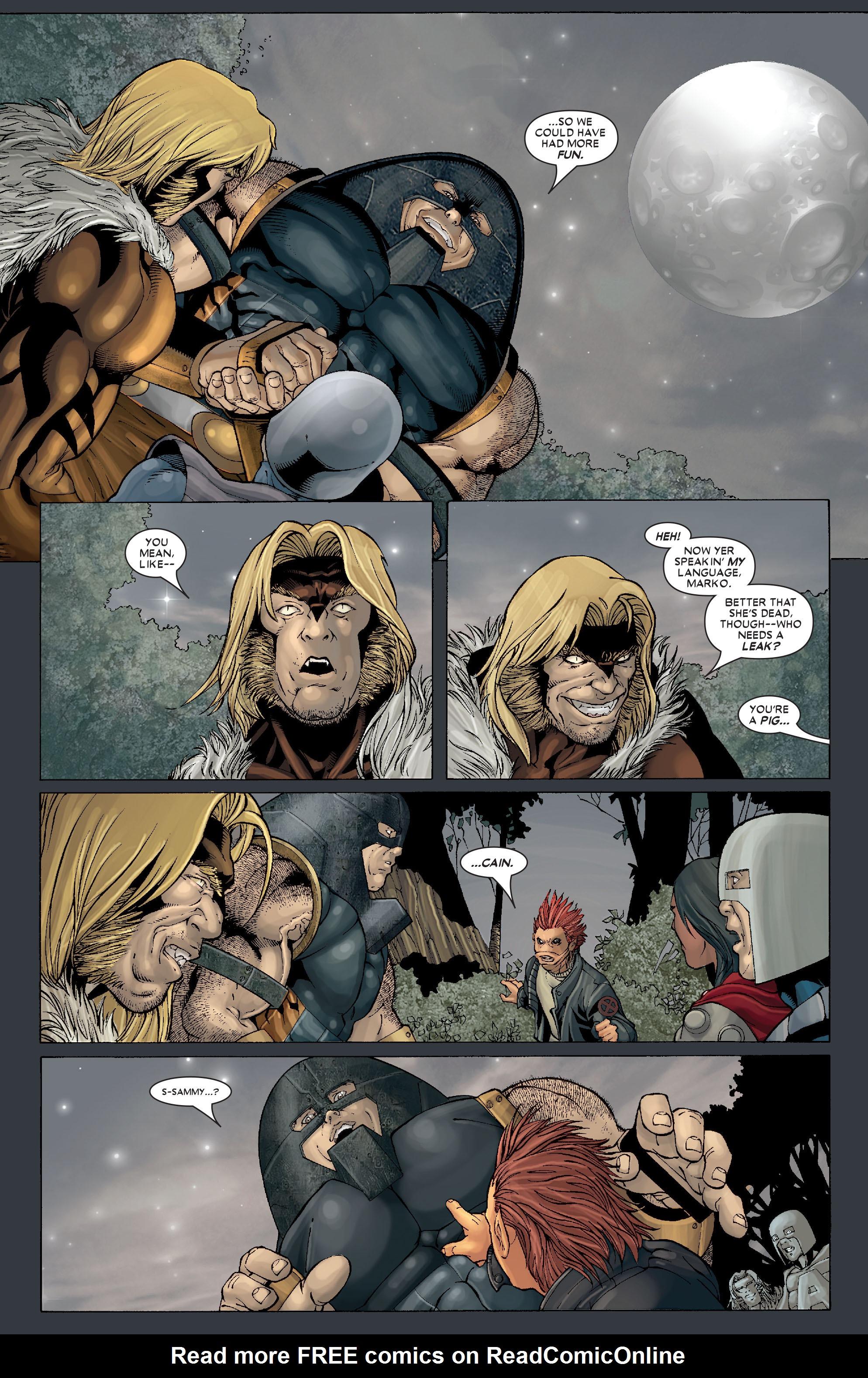 X-Men (1991) 162 Page 8
